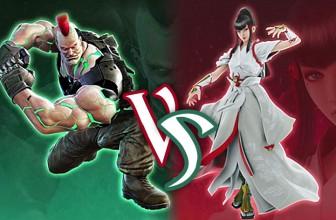 Tekken 7: Tale of the Tape – Jack-7 vs Kazumi Mishima