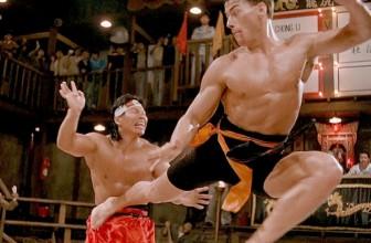 Top 10 Jean-Claude Van Damme Movie Fight Scenes!
