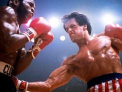 Top 10 Rocky Movie Fight Scenes!