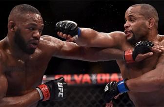 UFC 214: Daniel Cormier VS Jon Jones