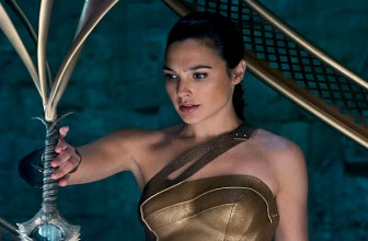 Crafting the action of Wonder Woman!