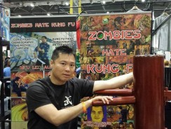 Zombies Hate Kung Fu