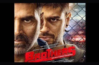 Brothers trailer arrives!
