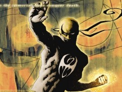 Iron Fist series to begin on Netflix!