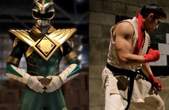 Green Ranger vs Ryu on Super Power Beatdown!