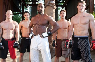 Michael Jai White teases Never Back Down 3!