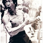 Bruce Lee Lee expressing himself honestly