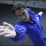 Mark Dacascos Choreographing behind the scenes in prep for Drive