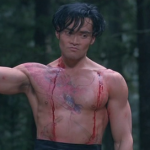 Mark Dacascos Mark as the Freeman vanquishes foes