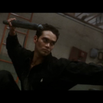 Mark Dacascos Mark taking it to the bad guys...