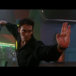 Mark Dacascos Mark vs main adversary...