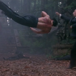 Mark Dacascos Marks martial manoeuvre