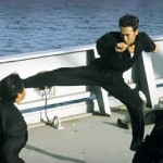 Mark Dacascos The enhanced prototype in action