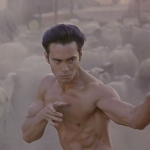 Mark Dacascos freestyling in Kickboxer 5