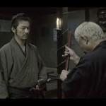 6 Wisdom vs youth The two samurais meet..
