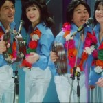 Hilarious pop band scene