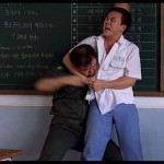 Hitting a Student on the Egde . .