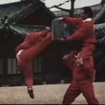 Impressive tornado kick highlights that keen Korean acrobatic ability