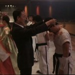Korean warriors being awarded..