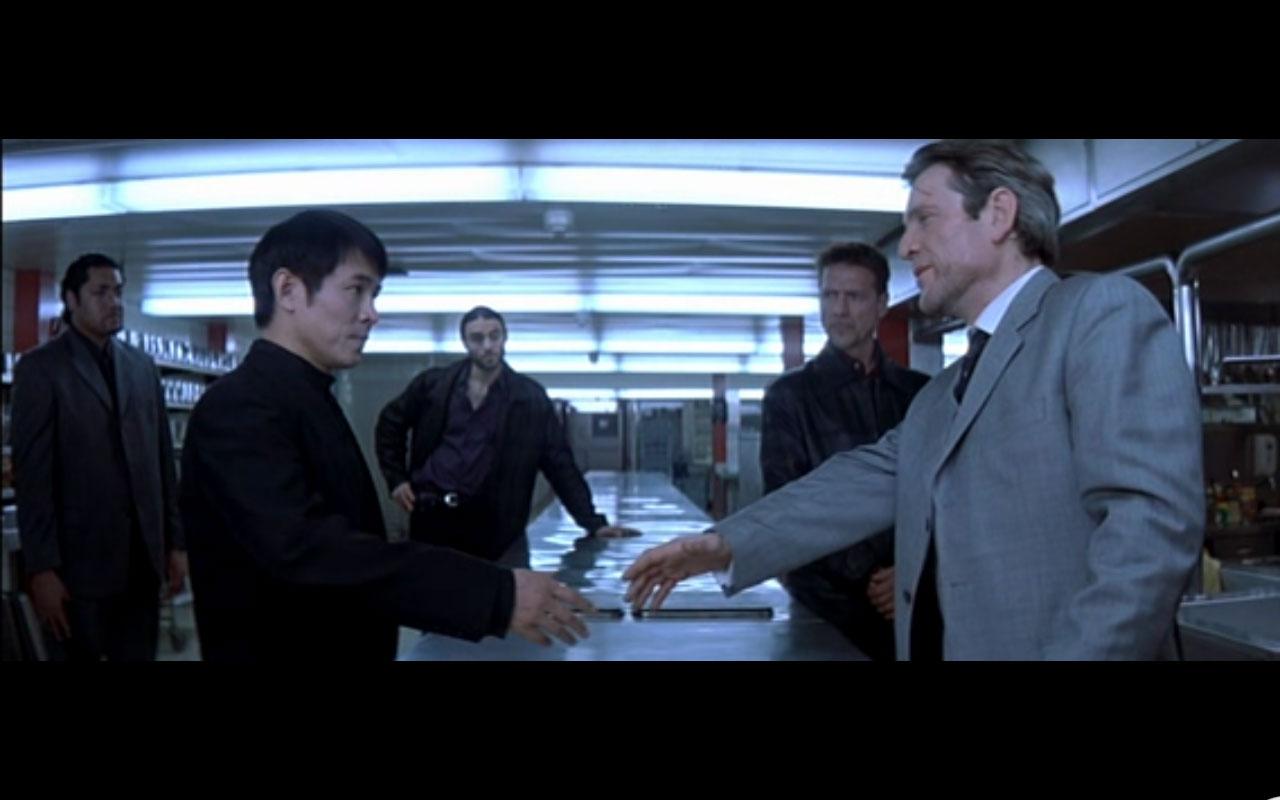 Liu meet Jean Pierre