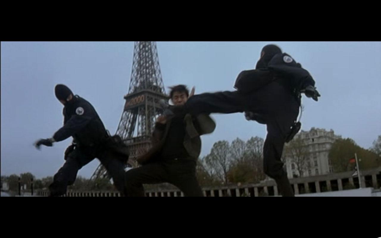 Skirmish on La Seine