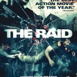 The Raid Poster MM