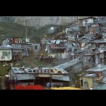 The incredible shanty town action sequence..