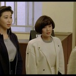 Wen and Yip at the police station
