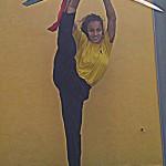 Lauren at Tang Long Shaolin kung fu school London