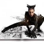 Lauren becoming Catwoman