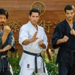Ninja II with Kane Kosugi, Scott Adkins and Jawed El Berni
