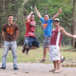 Ninja II stunt team