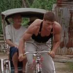 Rickshaw Van Damme