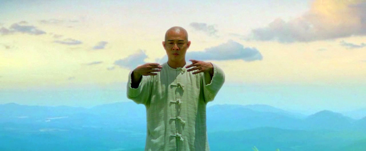 The elegence of Wushu