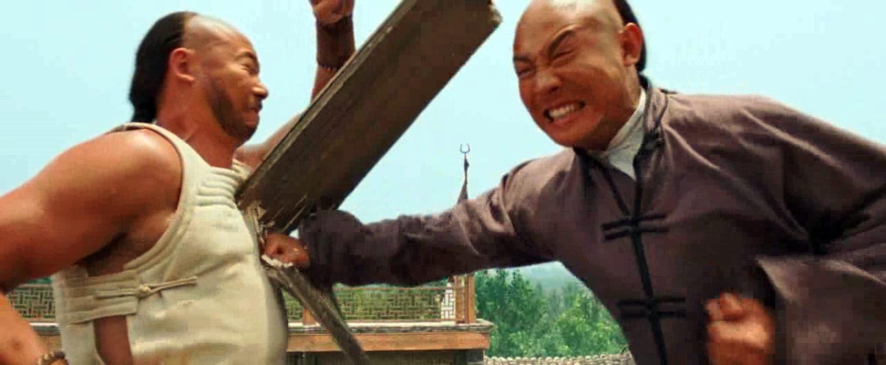 The power of Wushu