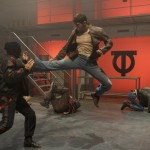 Scott lets loose in the dungeon in Ninja