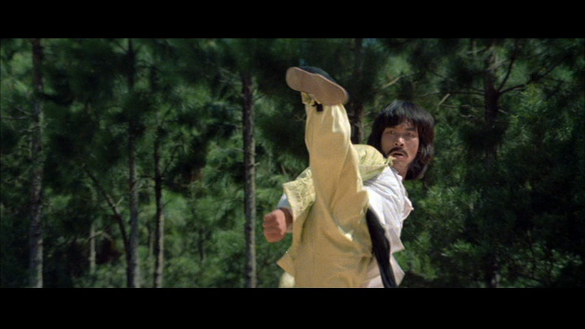 Fear the wrath of superkicker Hwang Jang lee