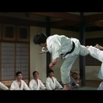 Grand Master Jae deals with a flying kick 2