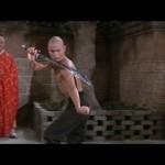 San Ta in the sword chamber