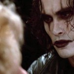 Brandon Lee as Eric Draven The Crow