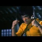 Bruce Lee boxing