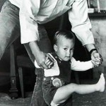 Bruce with his son bruce lee 26776458 449 799