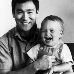 Bruce Lee   son