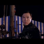 Donnie as Wu Chow in Shanghai Knights