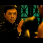 Donnie battles Darren Shahlavi in Ip Man 2
