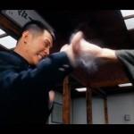 Akutagawa experiences some traditional Chinese massage