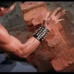Break three bricks no problem