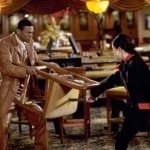 Chris Tucker tries his luck against Zhang in Rush Hour 2