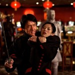 Jackie Chan corners Zhang playing Fox in Rush Hour 2
