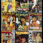 Kash well featured in the martial arts world